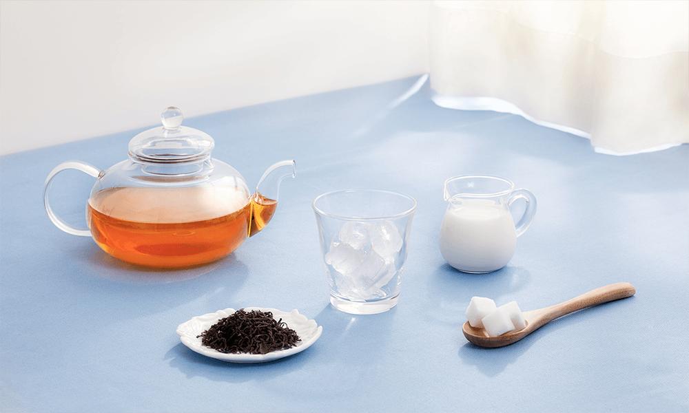 調配奶茶不簡單!食材量多一點、少一點、茶葉的挑選都要講究