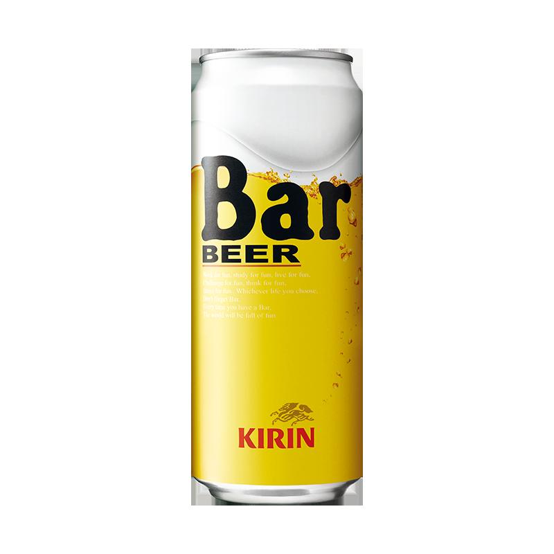 KIRIN Bar 啤酒500ml